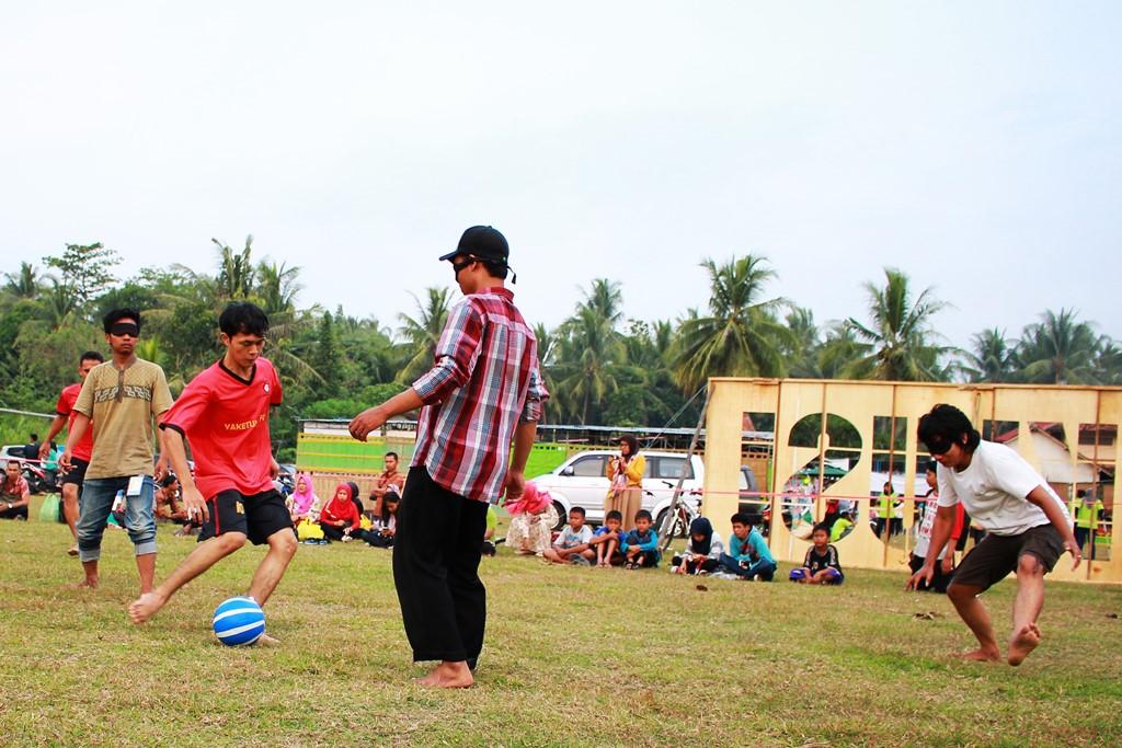 Sepakbola Netra (1)