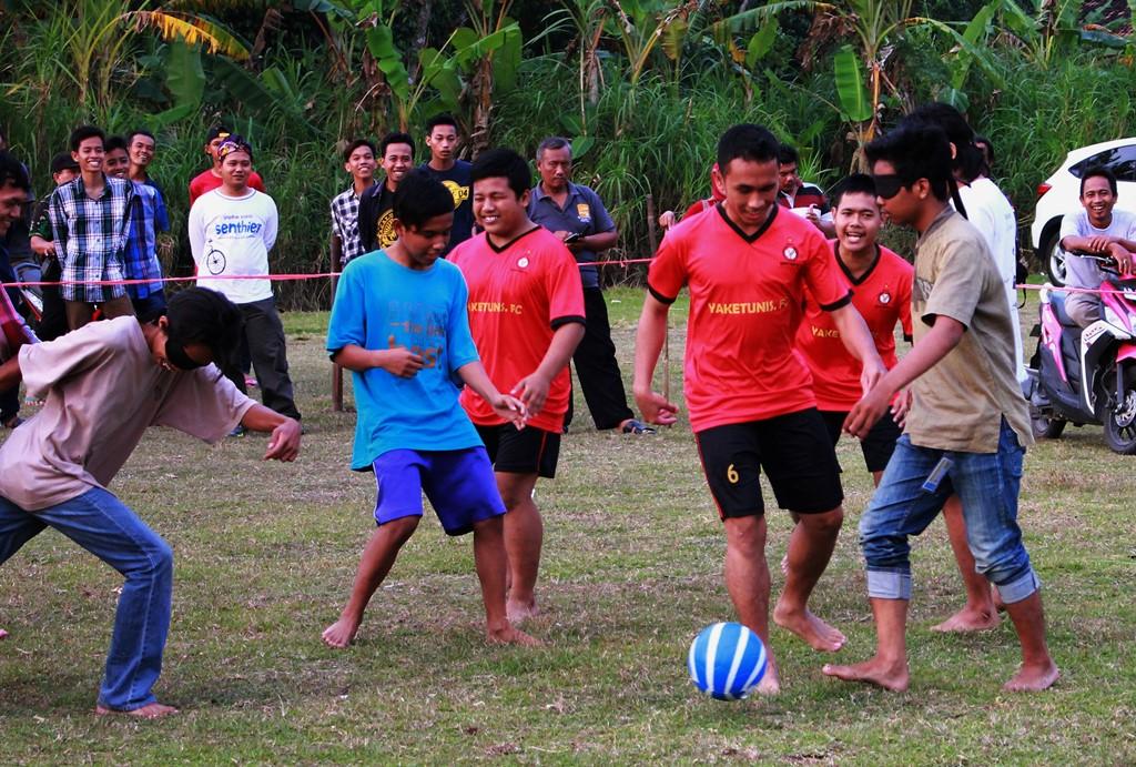 Sepakbola Netra (16)