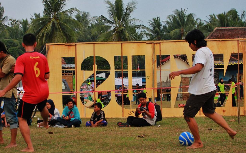 Sepakbola Netra (2)