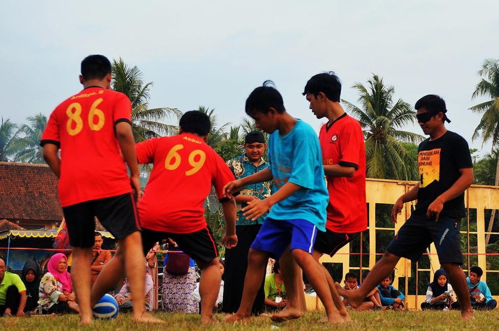 Sepakbola Netra (9)